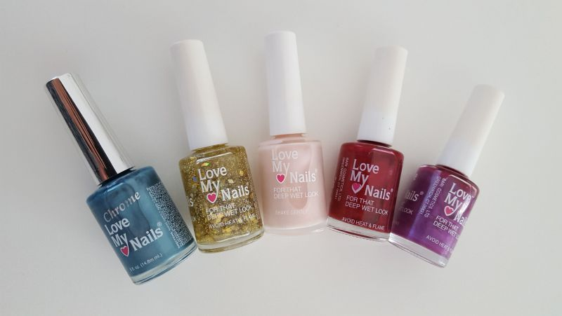 Nail Polish - Salon Cosmetic