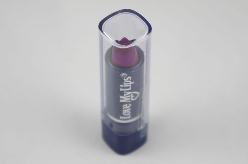 Love my lips lipstick Frosted deep purple