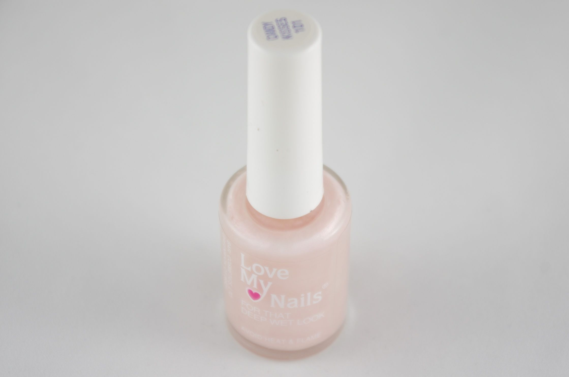 Love My Nails deep wet look Candy Kisses - Salon Cosmetic