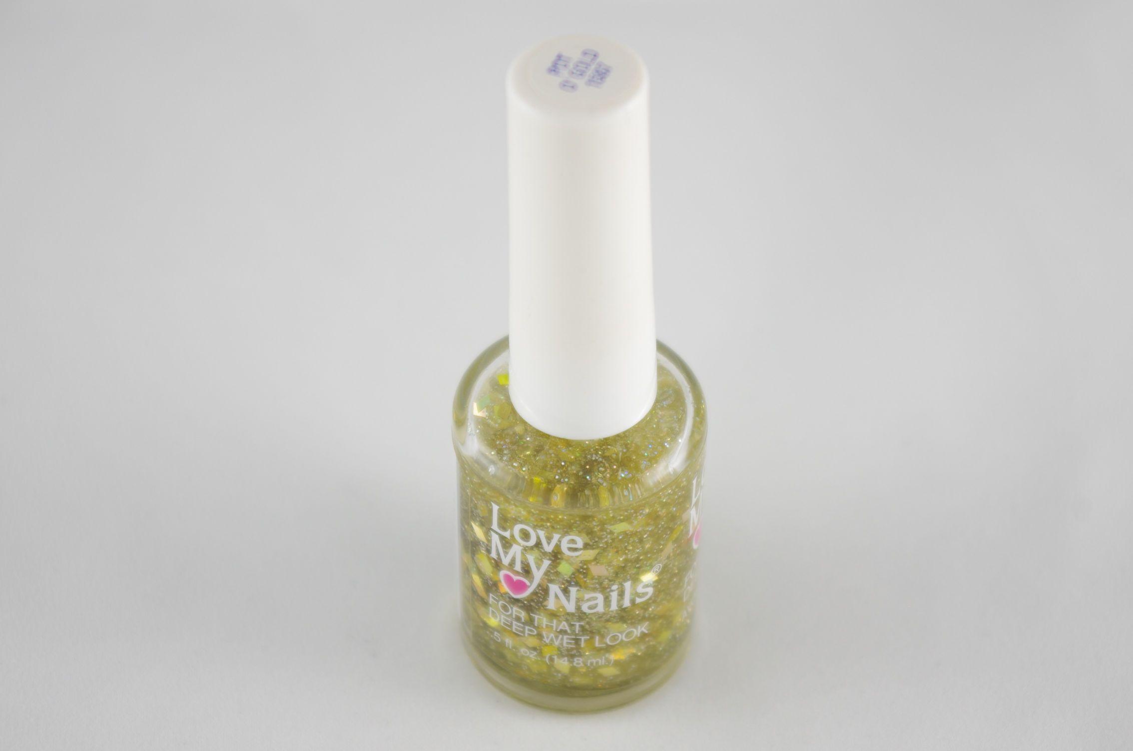Love My Nails deep wet look Pot o Gold - Salon Cosmetic
