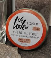 Deodorant Crèmevan We Love The Planet