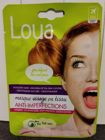 Loua Masker Anti-Imperfections
